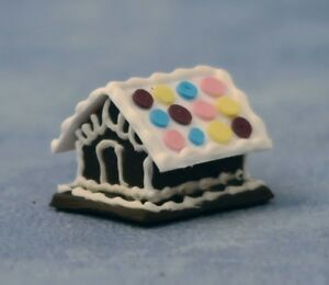 Dolls-House-Miniature-1-12th-Scale-Ginger-Bread-House-D2391