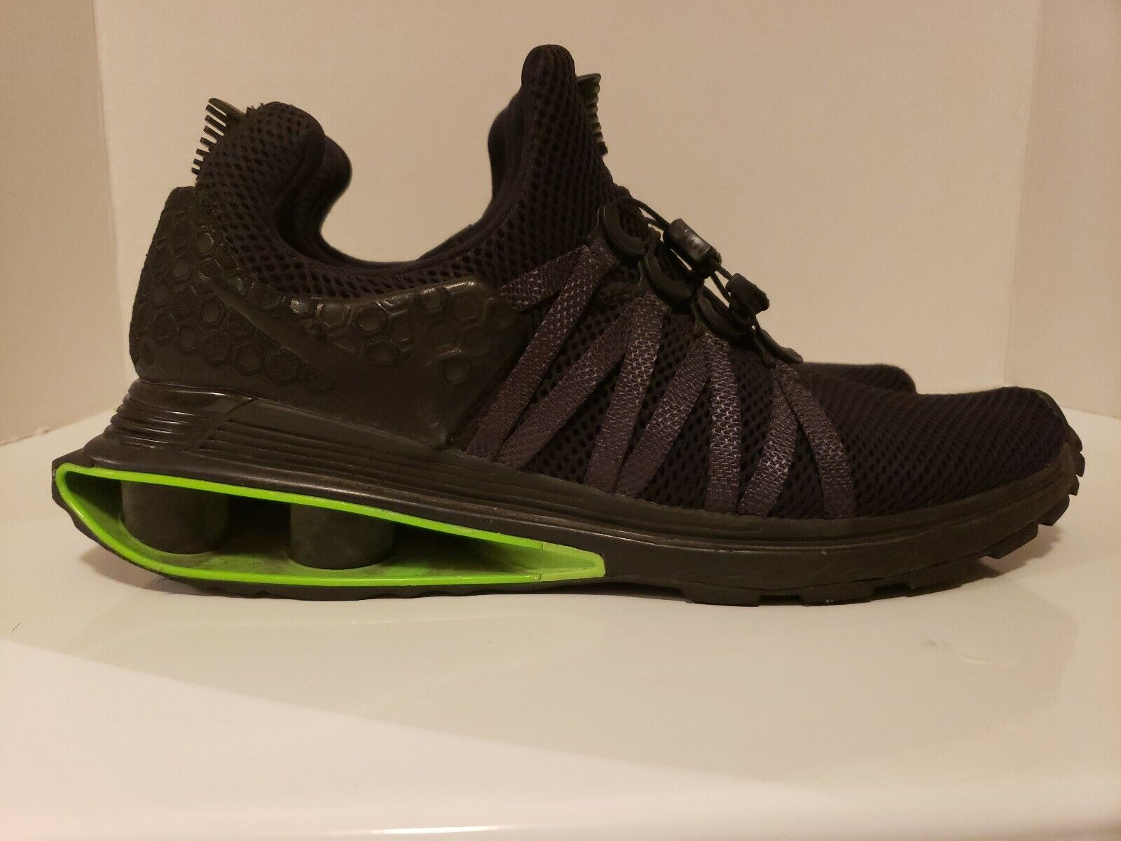 651eeb962c0 Nike Shox Gravity Luxe Black Green AR1470-003 Men's SZ 10.5 Strike  njxbxi3029-Athletic Shoes