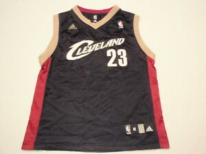 8f1d772bf Image is loading LeBron-James-Cleveland-Cavaliers-Adidas-NBA-Jersey-Size-