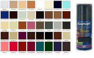 TEINTURE-CUIR-AEROSOL-TENAX-SAPHIR-AVEL-recolorer-teinter-couleur-aux-choix