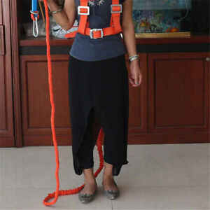 Industrial-Safety-Harnesses-Workers-Personal-Protective-Equipment-Single-Hook