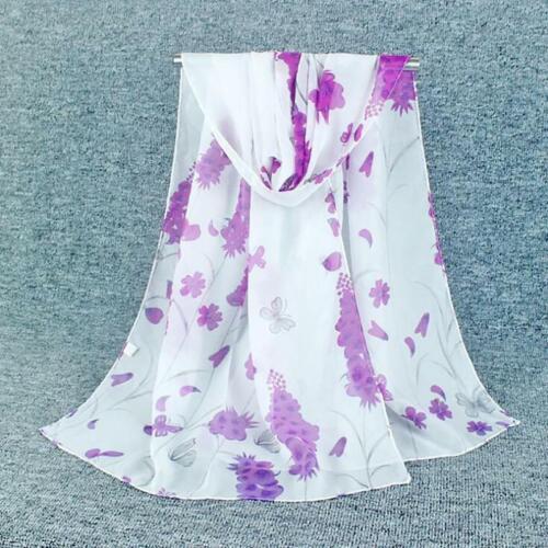 D/'été écharpe femmes vêtements de plage Crème Solaire Fleur Imprimer Capes Supply 6 L