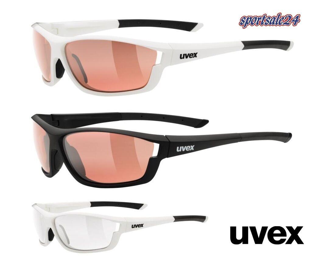 Uvex Sport- Radbrille   Sportstyle 611 VL   Vario selbsttönend NEU SONDERPREIS