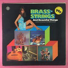 Brass Strings And Beautiful Things - Telefunken TST-77-907 Ex+ Condition Vinyl