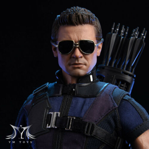 YMtoys YMT023 1//6 Soldier Sunglasses Model Glasses Trendy Sunglasses Figure Toys