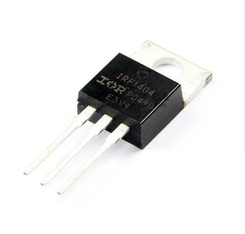 """50PCS IRF1404 IRF1404 Power MOSFET TO-220 /""""IR/"""" New"""