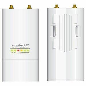10-PCS-Ubiquiti-Rocket-M5-802-11n-MIMO-150Mbps-Wireless-AP-ROCKET-USED