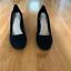 6 6.5 and 10 Med Details about  /APT 9 Kensington  Platform Wedges Black Shoes Sizes