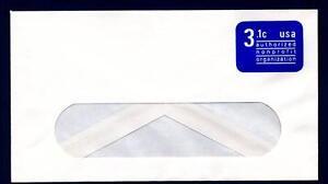 UNITED-STATES-USA-Cart-Post-1979-Organizzazione-034-Non-profit-034-con-f