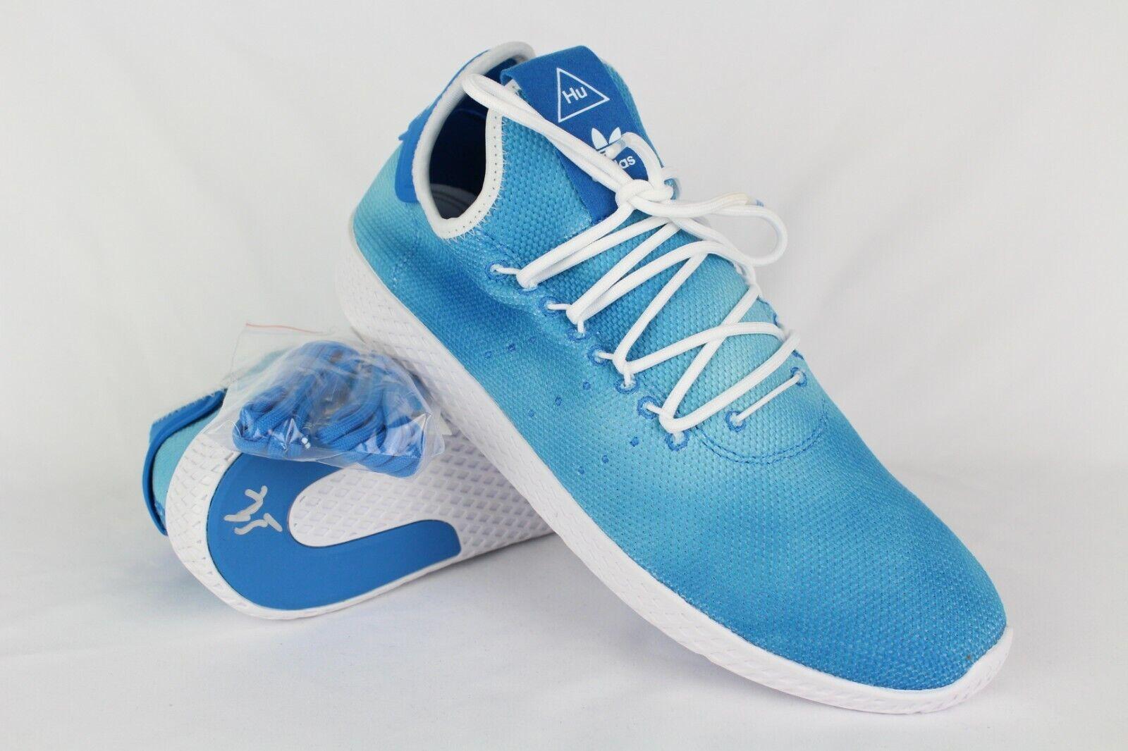 New New New Adidas Men's Pharrell Williams Tennis HU Primeknit 10.5m Bright bluee Cloud acb38b