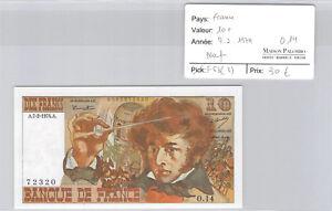 France 10 Francs Berlioz 7.2.1974 O.14 N°0033872320 F63 (3)