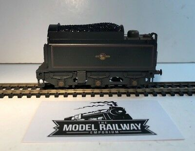 Bachmann 00 Gauge (32-507) Br1 Tender (only) Br Black Weathered - Unboxed 5mt 9f