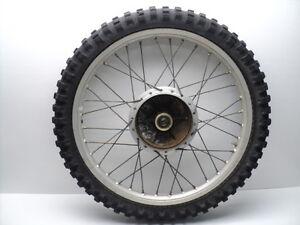 4108-Honda-XL350-XL-350-Aluminum-Front-Wheel-amp-Tire