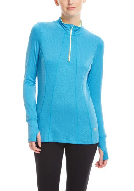 NWT L Marika Tek Sports Warm Up Zip Jacket RUNNING YOGA WORKOUT JOG ACTIVEWEAR