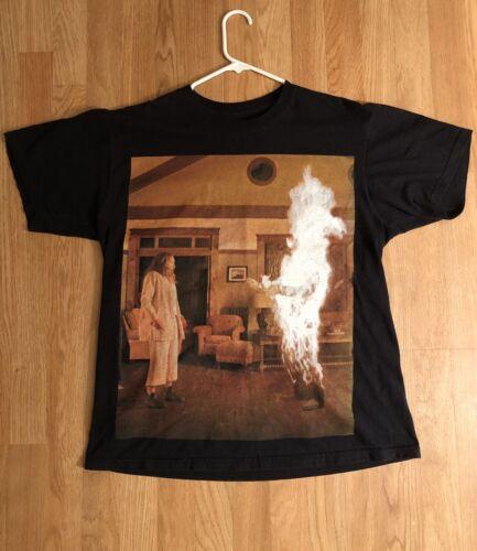 A24 Online Ceramics Hereditary T-shirt BURNED MIND