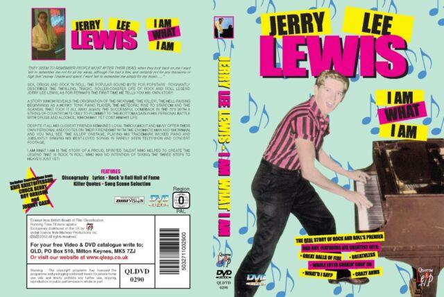 A Quantum Leap Production QLDVD0290 Jerry Lee Lewis - I Am What I Am (DVD, 2002)