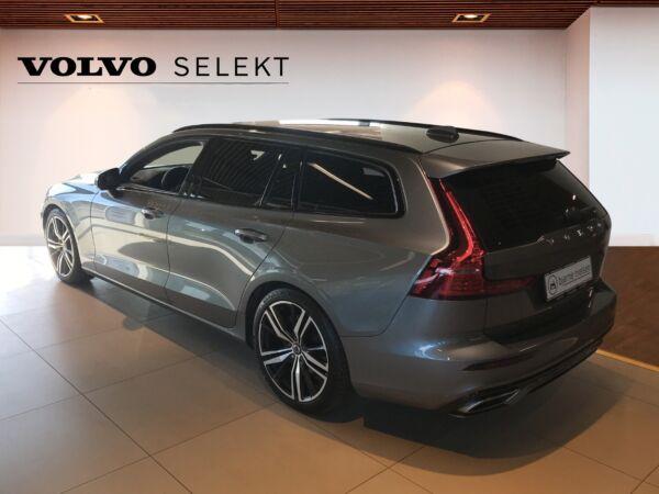 Volvo V60 2,0 D4 190 R-Design aut. - billede 2