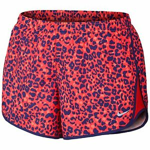 c742c4879b4 Details about NWT Nike Women's Dri-Fit Modern Tempo Printed Running Shorts  Size XL 686215