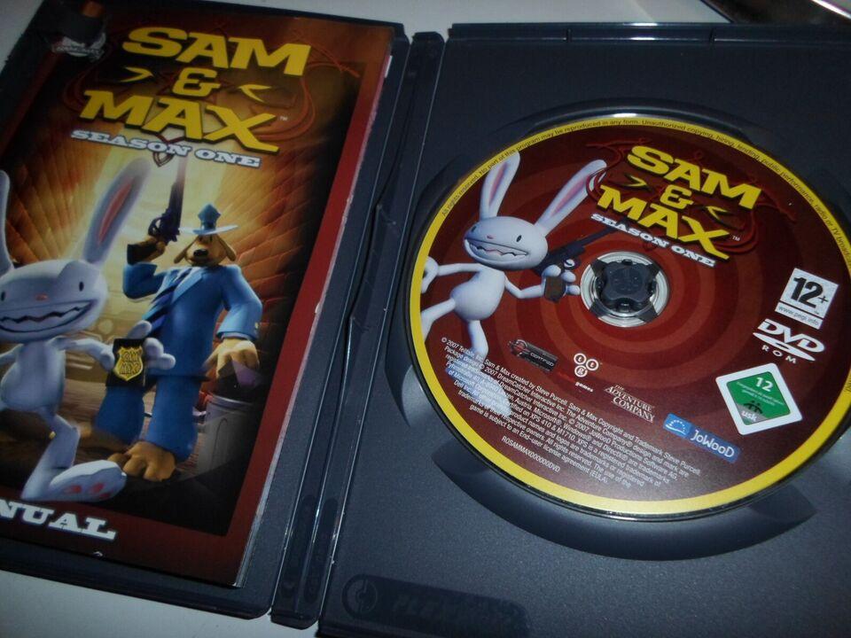 Sam and Max Season 1, til pc, adventure