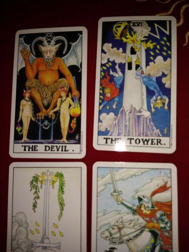 for sale online 1992, Game Universal Waite Tarot by Arthur Edward Waite