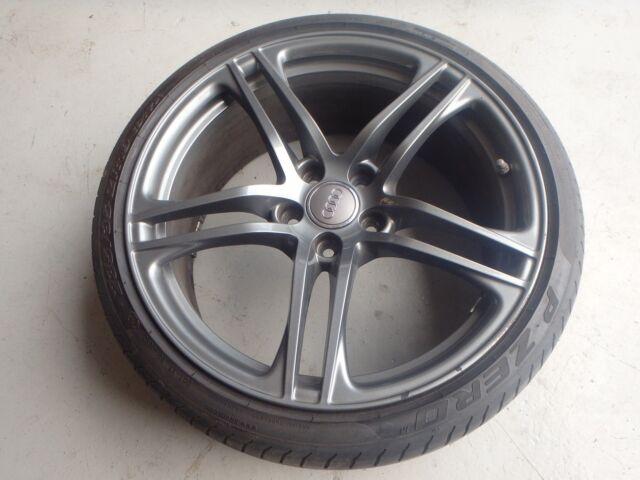"Audi R8 V10 5.2 2010 19"" x 8.5"" Front Wheel Rim 420601025AG J083"