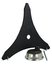 3 T Metal Blade & Fixing Kit Fits STIHL FS160 FS180 FS220 FS280 FS300 FS350