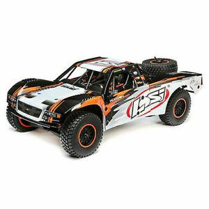 Losi-1-10-Baja-Rey-4-Wheel-Drive-Desert-Truck-Brushless-Bind-N-Drive-LOS03025