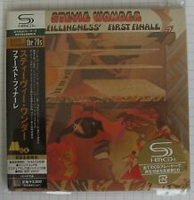 STEVIE WONDER - Fulfillingness' First Finale JAPAN SHM MINI LP CD NEU UICY-93935