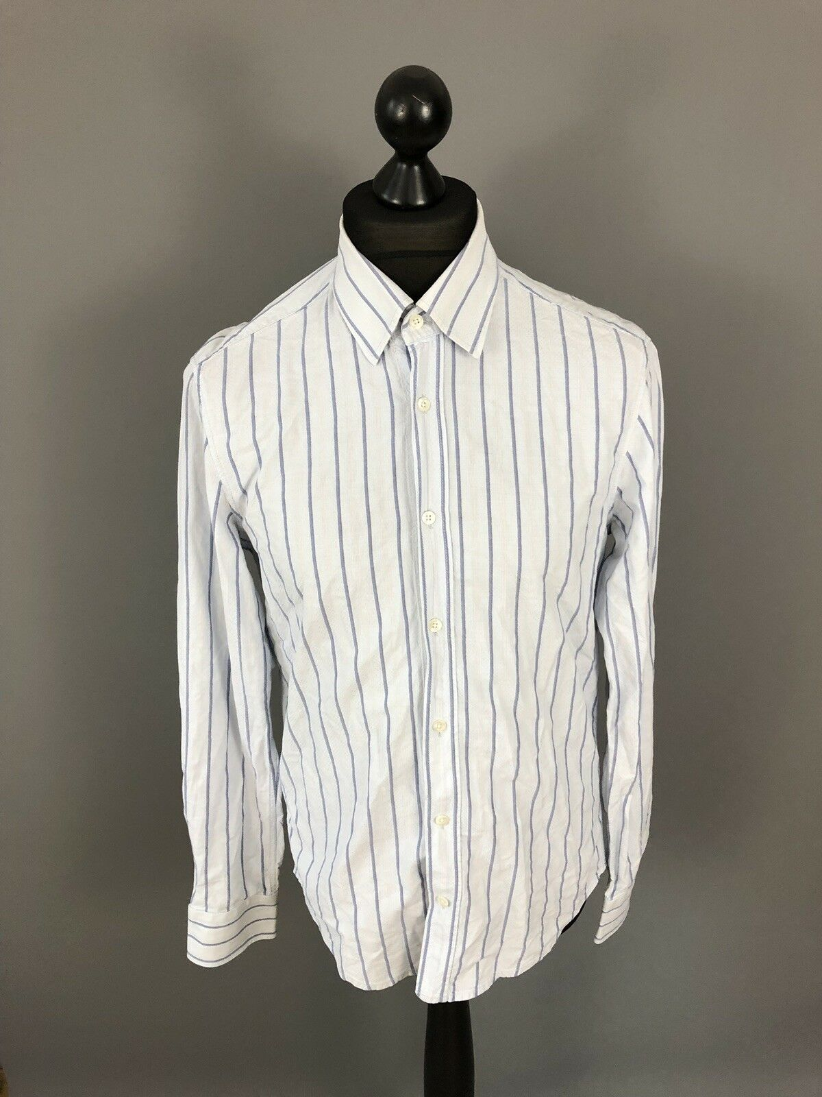 18d615ce3 HUGO BOSS Shirt - - Striped - Condition - Men's Medium Great ...