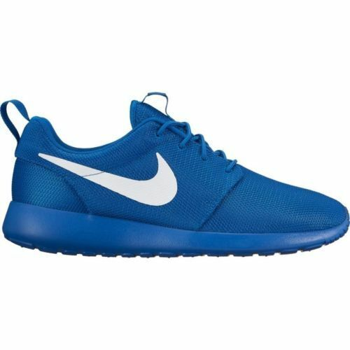 f3ba28cc93ef Nike Roshe Run One Mens Shoes 9 Midnight Navy Black White 511881 405 for  sale online