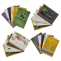 24 Pack Happy Birthday Greeting Cards Assortment With Envelopes Bulk Set Gifts on sale