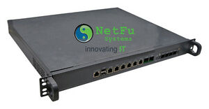 NEW-NetFu-Firewall-x86-8-Port-Gigabit-w-pfSense-Untangle-Smoothwall