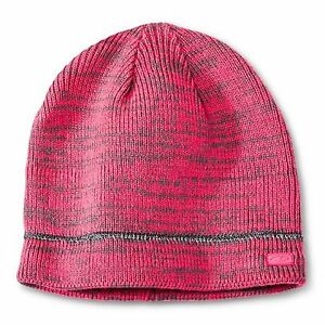 d28f9bcc375 Details about C9 by Champion Girls Kids Athletic Jogging Knitted Beanie Hat  Pink Bloom - 4-16
