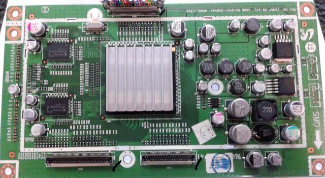 LNT4671FX/XAA Samsung   BN96-06669A FRC CTRL Board BN97-01751F BN96-00944A