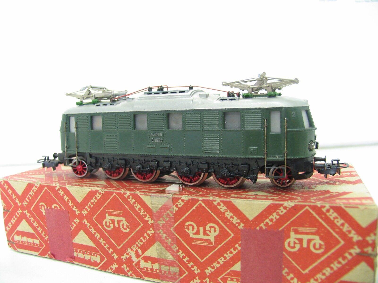 3024 colata e-Lok e 18 verde delle DB in OVP e22