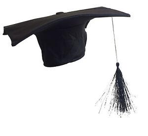 Absolventen-Deluxe-Bachelor-Geschenk-Doktor-College-Doctor-Doktorhut-Diplomhut