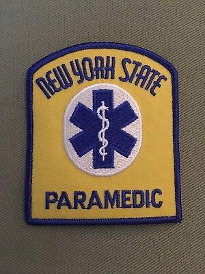 PAIR 2 CERTIFIED MICU PARAMEDIC NEW JERSEY STICKER EMS EMT