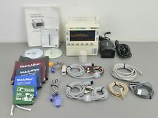 Welch Allyn Propaq Encore 206 El Opt 223 Nellcor Patient Monitor With Accessories