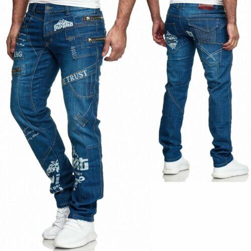 Jeans Hose Washed Straight Cut Regular 80504 Sommer  2021