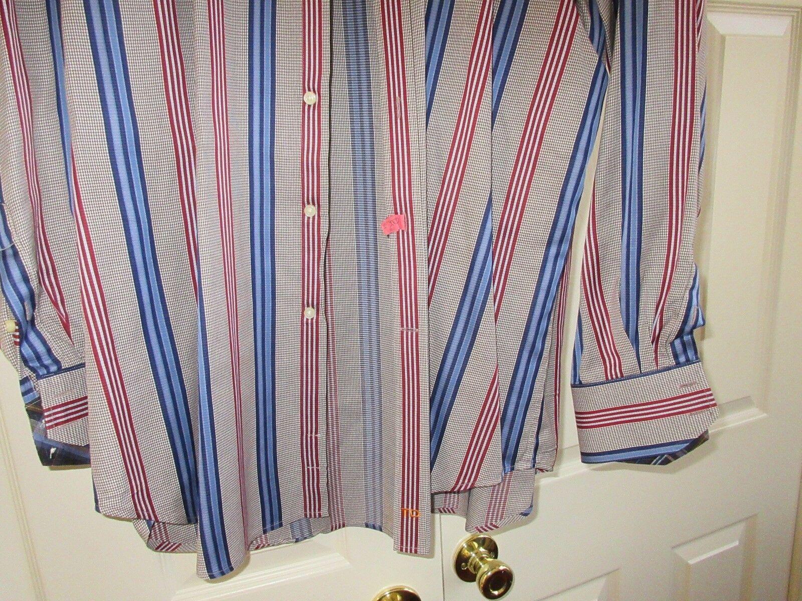 Thomas Dean , Size XL/TG , Men's Long Sleeve Shirt , 10