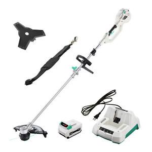 LitheLi-40V-Cordless-Brushless-Grass-Trimmer-amp-Brush-Cutter-w-Battery-amp-Charger