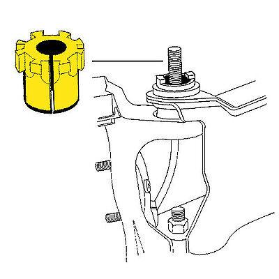 Moog K80123 Caster//Camber Adjusting Bushing