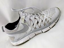 9742fba3e68c7 item 2 Nike Free Trainer 5.0 V4 Fingertrap 579809-001 Pure Platinum Mens  11.5 Eu 45.5 -Nike Free Trainer 5.0 V4 Fingertrap 579809-001 Pure Platinum  Mens ...