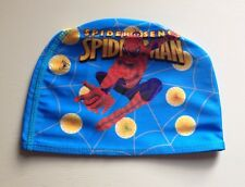 Spiderman Kids Swimming Hat Boys Swim Cap UK SELLER Hygiene Cap NEW Spider Man