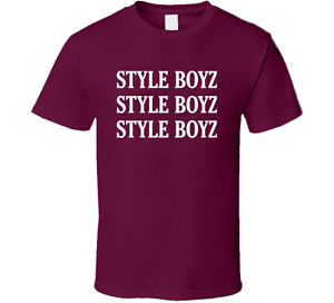 Style Boyz Funny T-Shirt Mens Tee Clothing Sleeve Short Fan Gift New From US