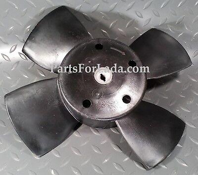 Coolant Fan 6 Blades with metal bushing Lada Niva 1600 Laika Riva 2101-2107