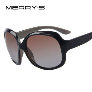 MERRY-039-S-Designer-Large-Butterfly-Round-Wrap-Style-UV-Polarized-Women-Sunglasses
