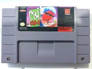 Cool-Spot-Rare-SNES-Super-Nintendo-Game-Tested-Working-Authentic