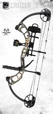 New  Bear Archery Cruzer RTH 5-70# Right Hand Bow Pkg Realtree Xtra Camo