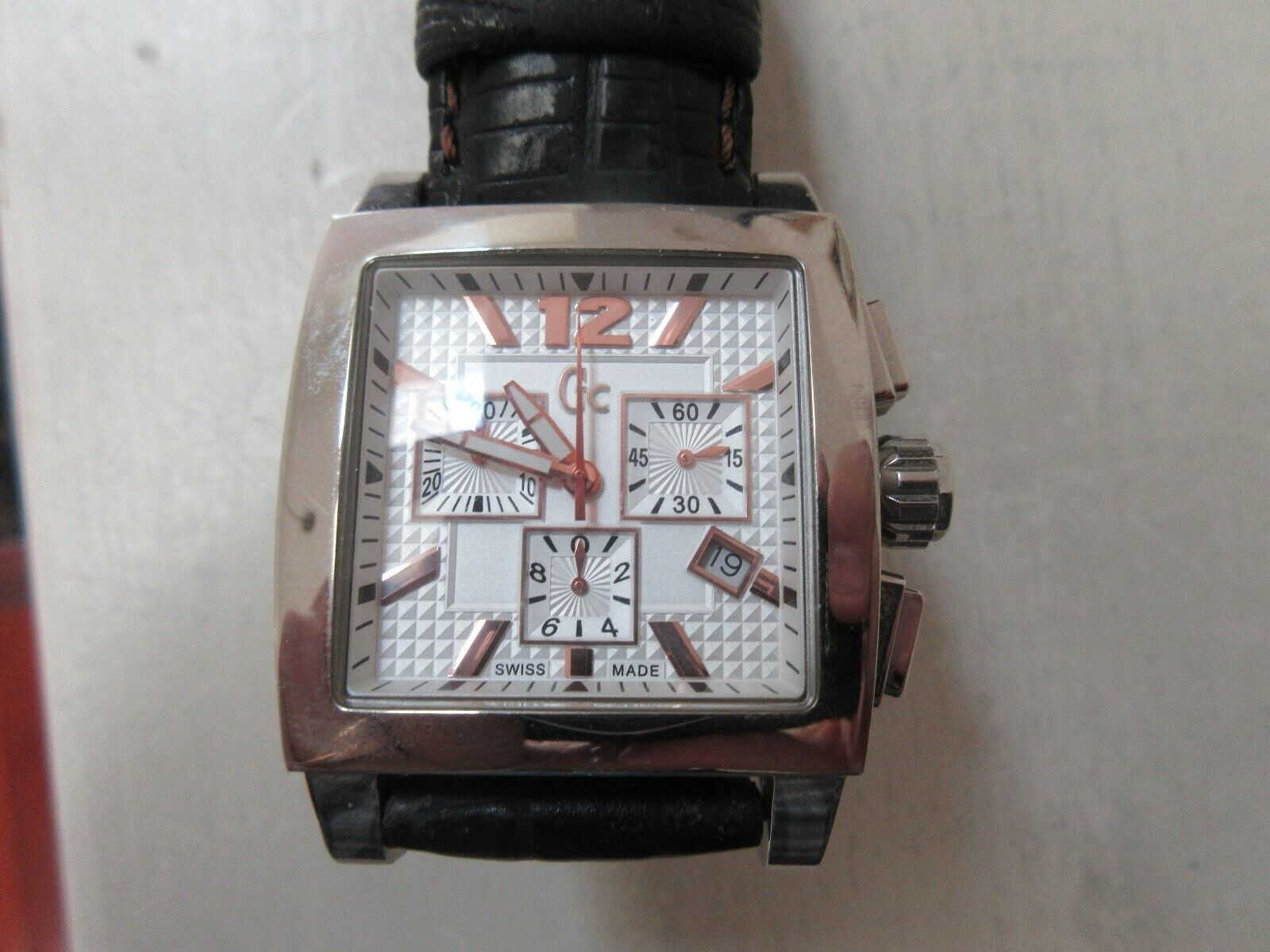 GC,Swiss Made , Men's Watch , Guess Collection ,GC35005